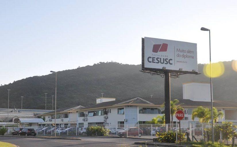 O Instituto de Inglês Jurídico Thiago Calmon anuncia parceria com a Faculdade CESUSC em Florianópolis.